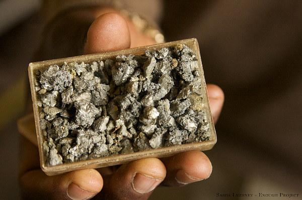 Competencia por coltán: reciente amenaza al bioma amazónic