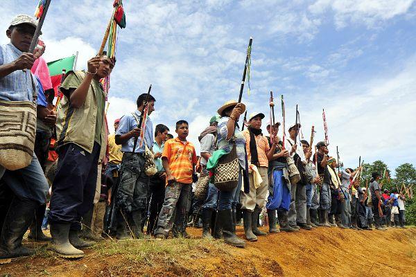 Guardia indígena - Foto: Simone Bruno