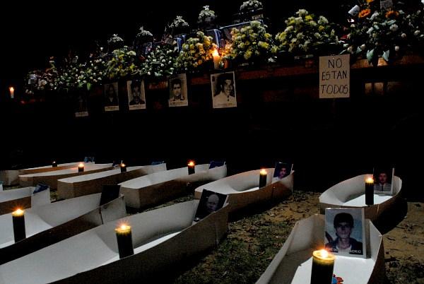A pesar del reconocimiento de la existencia de un  conflicto armado en el país, el gobierno no ha tomado medidas para enfrentar la crisis en materia de derechos humanos que se mantiene en  Colombia - Foto: Manuel Chacón