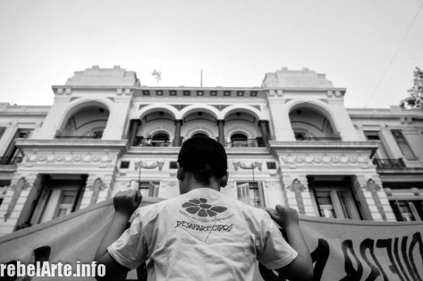 Defensores de derechos humanos y organizaciones de víctimas rechazan el traslado de la jueza Mariana Mota - Foto: rebelarte.info