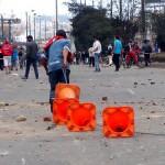 Disturbios en Bogotá: el 'feo'rostro del 'precariado'