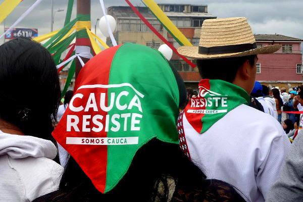 El despojo: origen del conflicto por la tierra en el Cauca