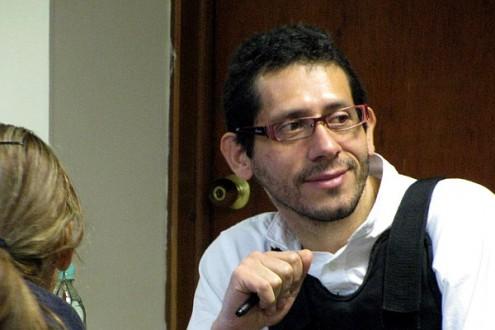 Miguel Ángel Beltrán. Foto: Andrés Gómez.
