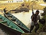 Los guerrilleros de las FARC-EP se han concentrado sin que se cumplan las adecuaciones contempladas en los acuerdos de paz. Foto: Andrés Gómez.