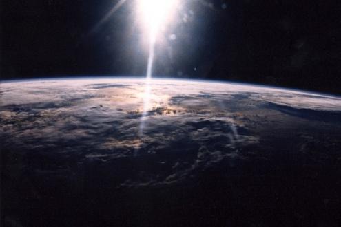 La Tierra. Foto: NASA.