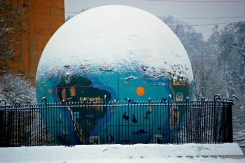 Calentamiento global. Foto: Darell Michels.